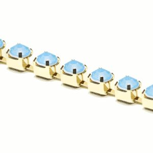 corrente-strass-pp18-pacific-blue-opal-ouro