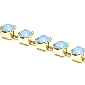 corrente-strass-pp24-pacific-blue-opal-ouro