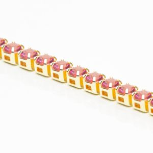 corrente-zirconia-2mm-rose-ouro