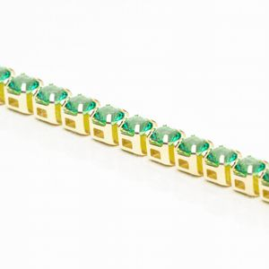 corrente-zirconia-2mm-emerald-ouro