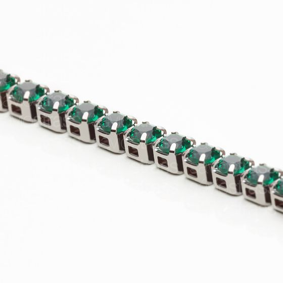 corrente-zirconia-2mm-emerald-grafite