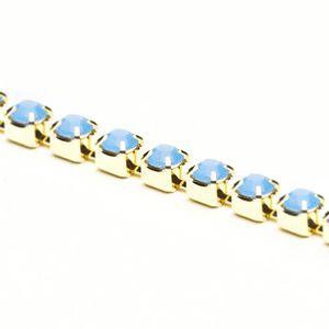 corrente-strass-pp14-light-sapphire-opal-ouro