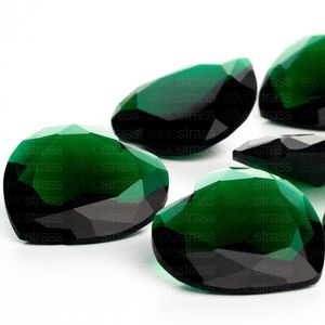 zirconia-coracao-25mm-emerald